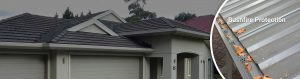 Easy Fall Guttering - bush fire protection