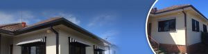 roof gutters in Sydney for effective home roofing system