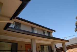 Easy Fall Guttering - roofing after