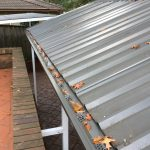 Easy Fall Guttering - leaf guard
