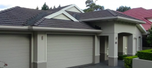 house in hurstville with roof gutter issues